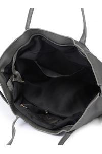 Grey Solid Shoulder Bag