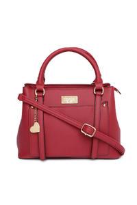 Raspberry A-Line Bag