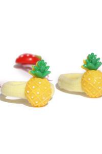 Hair Pin-Rubber Band Set