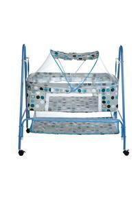 Mee Mee Baby Cradle With Swing & Mosquito Net