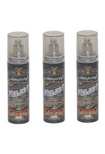 Lawman PG3 Men Combo Pack of 3 Deodorants