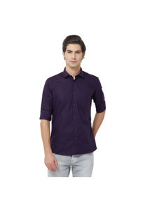 Integriti Men's Purple Shirt
