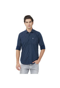 Integriti Men's Blue Shirt