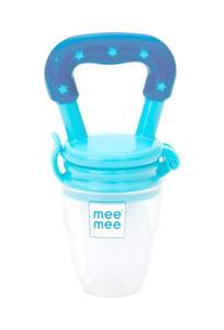 Mee Mee Fruit and Food Nibbler (Dark Blue Light Blue)