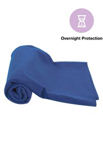 Mee Mee Breathable & Total Dry Sheet Protector Mat (Royal Blue)
