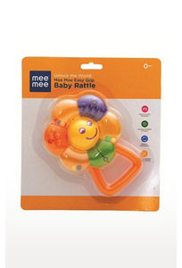 Mee Mee Easy Grip Baby Rattle