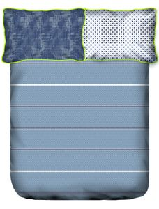 Portico New York HASHTAG KING Size BED LINEN