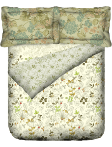 Liva Vintage Bloom Comforter Single Size