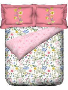 Liva Bloom Comforter Double Size
