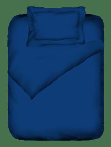 Percale Seaport Duvet Cover Single Size