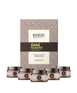 Gold Facial Kit 5x50g
