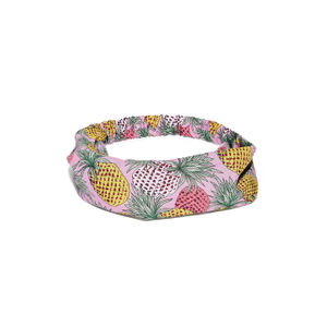 Multicoloured Printed Hairband