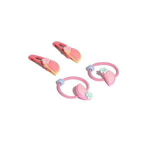 Kids Set Of 4 Hair Accessory Set