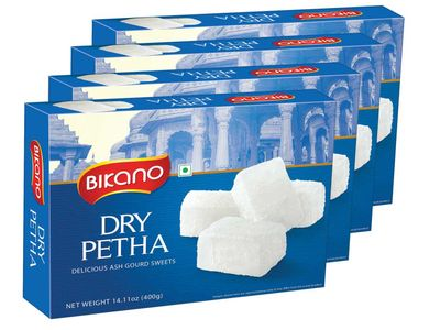 Bikano Dry Petha 400 gm (PACK OF 4)