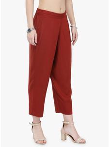 Varanga Rust Solid Pants