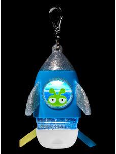 Spaceship Light-Up PocketBac Holder