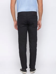 Men's Black slim fit Jeans