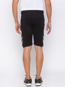 MENS TRACK SHORT, REFLECTIVE PRINT AT SIDE PANELS