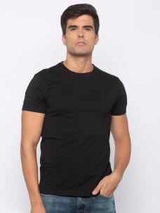 Mens Short Sleeve Crew Neck T-shirt