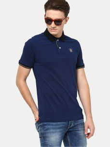 2bb70883 Men's Polo T-Shirts | Shop Being Human Polo T-Shirts Online