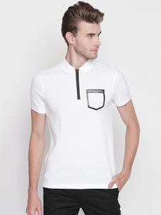 2ddcf261e2f1 Men's Polo T-Shirts | Shop Being Human Polo T-Shirts Online