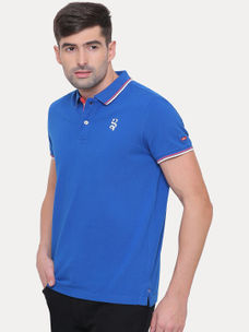 ROYAL BLUE SOLID T-SHIRT