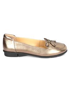 Bronze Casual Slip-ons