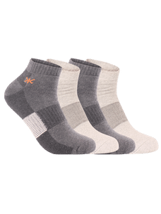 Men Pack of 4 Ankle Length Socks