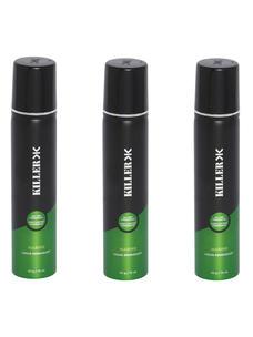 Men's Combo Pack of 3 Deodorants