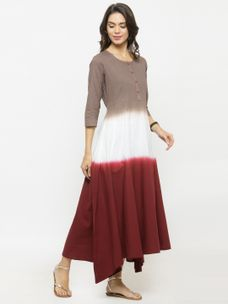 Varanga Ombre Dress