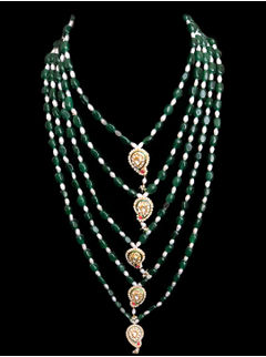 Paisly Panchladha Unisex Necklace