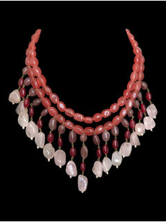 Red Hues Necklace
