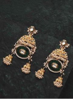 Temple Earrings