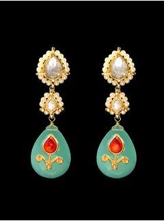 Feroza Biya Earring
