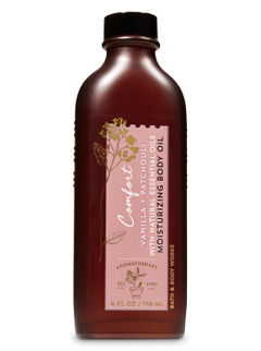 Vanilla Patchouli Moisturizing Body Oil