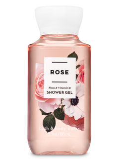 Rose Travel Size Shower Gel