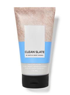 Clean Slate 2-in-1 Body Wash & Scrub