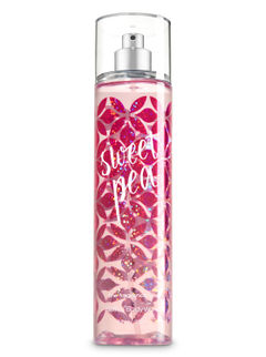 Sweet Pea Fine Fragrance Mist
