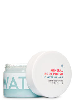 Water Hyaluronic Acid Mineral Body Polish