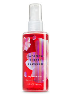 Japanese Cherry Blossom Travel Size Fine Fragrance Mist