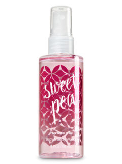 Sweet Pea Travel Size Fine Fragrance Mist
