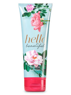 Hello Beautiful Ultra Shea Body Cream