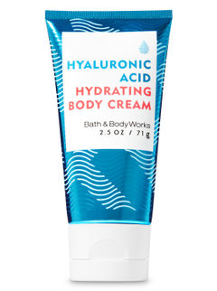 Water Travel Size Hyaluronic Acid Hydrating Body Cream