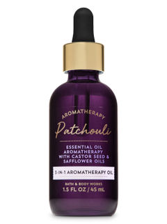 Patchouli 3-in-1 Aromatherapy Essential Oil