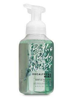 Eucalyptus Mint Gentle Foaming Hand Soap