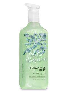 Eucalyptus Mint Creamy Luxe Hand Soap