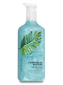 Turquoise Waters Creamy Luxe Hand Soap
