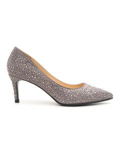 Embellished Pointed Heels