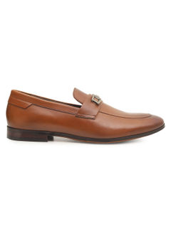 Penny Buckle Loafers