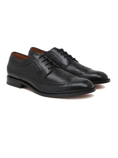 Goodyear Welt Brogues – Black